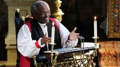 Royal Wedding bishop breaks his silence after sermon goes viral
