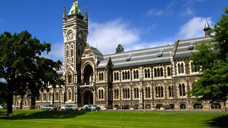 Dozens of Otago Uni support staff to lose jobs today