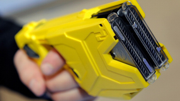 The IPCA found that the officer was not justified in discharging his Taser at the man. (Photo: Getty Images)