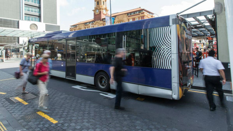 Bus, transit lanes costing Auckland drivers more than $7m in fines