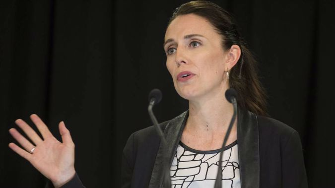 Prime Minister, Jacinda Ardern, will meet with oil industry representatives to discuss the future. (Photo: NZ Herald)