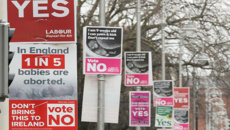 Vincent McAviney: Irish abortion vote too close to call