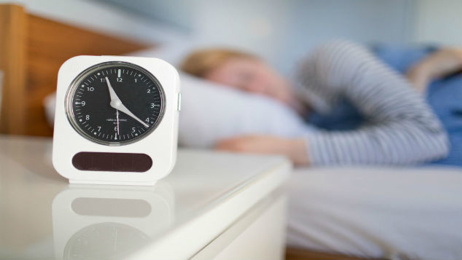 Alex Bartle: Weekend sleep-in's good but not a total fix