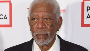 Morgan Freeman has offered his apologises to any woman who felt uncomfortable with his behaviour. (Photo / Getty)