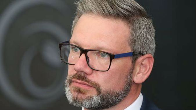 Iain Lees-Galloway is the Workplace Relations Minister. (Photo / NZ Herald)