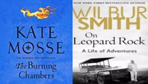 Book Review: The Burning chambers, On Leopard Rock: A Life of Adventures