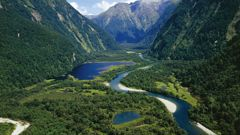 The Milford track is one of four that will charge tourists more than locals. (Photo / File)