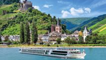 Mike Yardley: River cruising the Rhine