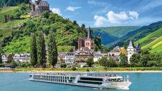 Mike Yardley: River cruising the Rhine