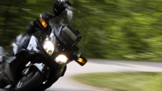 Motorcyclists who escaped police at 300km/h sought