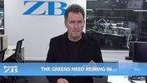 Mike's Minute: The Greens need reining in