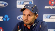 Black Caps coach Mike Hesson resigns