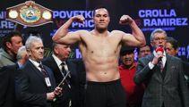 Joseph Parker announces next fight