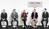 Champion Canterbury Bayley's Chris Jones
