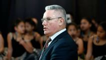 Davis apologises for 'hysterical' comment