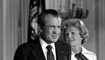 New memoir claims Richard Nixon beat his wife
