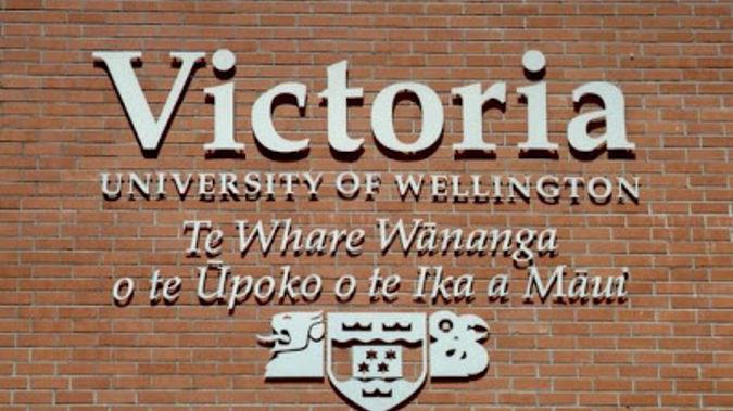 Victoria University logo. (Photo: Supplied)