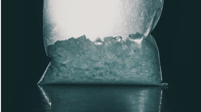 High-purity crystal Methamphetamine made in the jungles of Mynamar is appearing on New Zealand and Australian streets. (Photo / File)