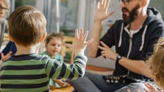 New research criticising the state of Early Childhood Centres in New Zealand is being labelled inflammatory. (Photo / Getty Images)