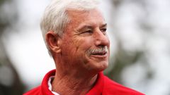 A tumour was discovered during a routine three-year colonoscopy for Richard Hadlee last moth. (Photo / Getty)