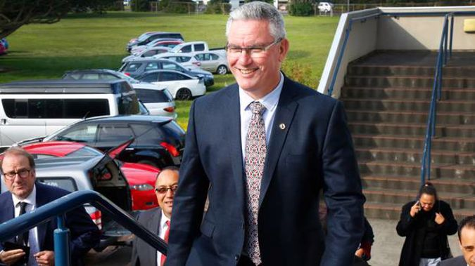 Corrections Minister Kelvin Davis has ditched National's mega-prison project in favour for a smaller unit with an extra 100 beds specifically for mental health patients. Photo / File