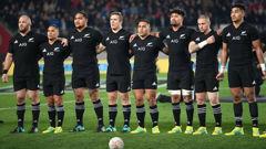 All Blacks name side for second test
