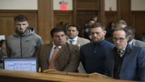 McGregor heads to court, faces seven year sentence