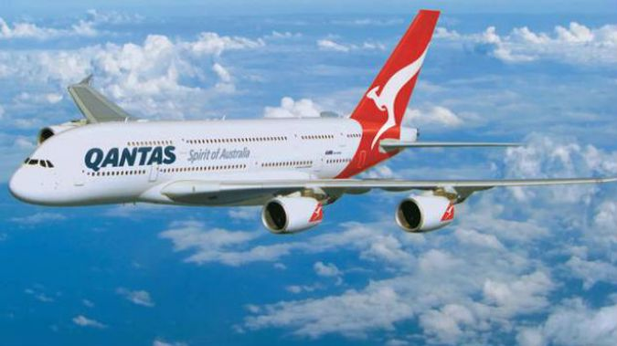 "The dramatic ordeal afflicting passengers on the QF94 from Los Angeles to Melbourne is understood to have been caused by the vortex, or ""wake turbulence"" caused by another aircraft. (Photo: Supplied)"