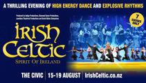 Win Irish Celtic tickets