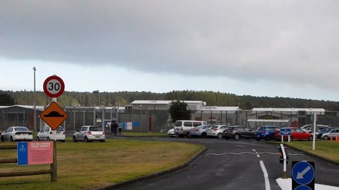 Six inmates set fire inside prison cells and break a number of windows