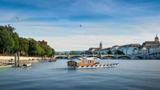 Mike Yardley: Breezing through Basel