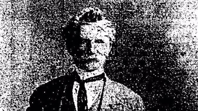 James Holland was found murdered in his shed in May 1916 in a case that remains unsolved. Photo/ NZ Herald