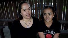Kataraina Pewhairangi saved her baby's life.