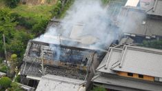 Deaths feared, buildings fall in Osaka quake