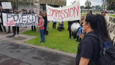Hikoi for the homeless is underway in Tauranga