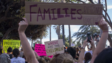 Ashley Claster: Trump holding firm on border separation