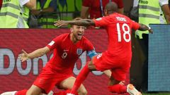 England narrowly avoided becoming the fifth former champion to stutter in their first game at the 2018 tournament.