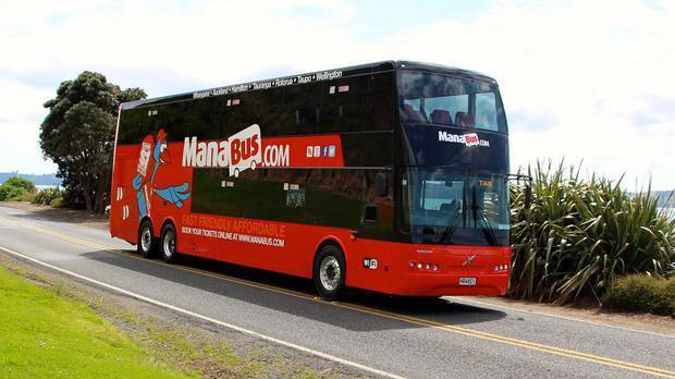 The ManaBus branding will soon disappear from New Zealand roads. (Photo / Supplied)