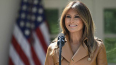 Nick Bryant: Melania Trump upstaging her husband with compassionate actions