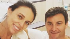 Baby wakes: Jacinda Ardern to spend second night in hospital but no public appearance today