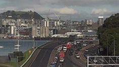 'Incident' closes southbound lanes of Auckland's Harbour Bridge