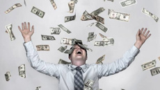 Having too much money can damage your judgement and make you overconfident, claim scientists