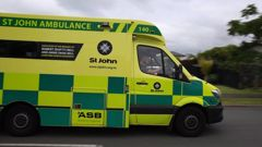 St John Ambulance says all seven were in a single car. (Photo/ File)