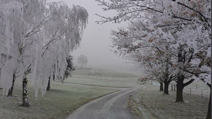 Heavy Rain Snow And Wind Watches Are In Place Along With The Potential Of