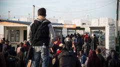The migration crisis is threatening to rip the European Union apart. Photo / Getty Images