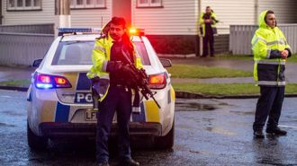 Armed police search for gunman in Lower Hutt
