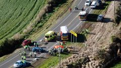 The road toll has gone up by 60 percent over the past four years, but travel is only up 15 percent. Photo / NZME