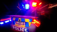The police are investigating bank accounts linked with the gang threats. (Photo / NZ Herald)
