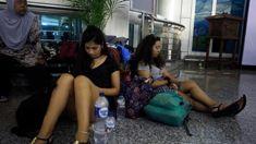 Air New Zealand cancels Bali flights because of erupting volcano