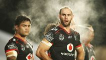 Sharks snatch victory from Warriors